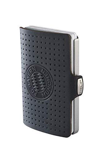 I-CLIP ® Geldbörse FCB Schwarz (Emblem), Metallic-Grey (In 2 Varianten erhältlich)