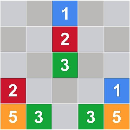 Drop n Merge Numbers: Match 3 Block Puzzle