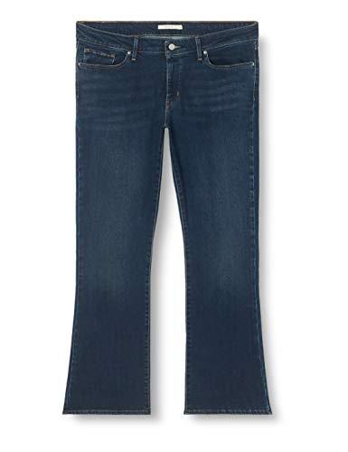 Levi's 715Jeans pour femme coupe jambe semi-évasée - Bleu - 23W x 34L