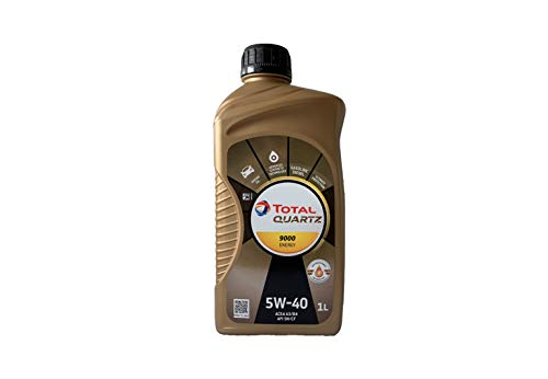 TOTAL QUARTZ 9000 ENERGY 5w-40 Motorenöl, 1 Liter