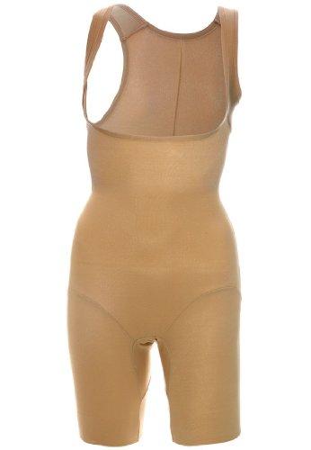 Naomi & Nicole Naomi and Nicole Damen Torsette Panty Nude-Unbelievable Comfort Unterwäsche, S