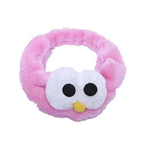 U/K Pulabo Exquisit1 diadema para los ojos grandes, franela suave, para el pelo, maquillaje, ducha, para lavar la cara, calidad superior