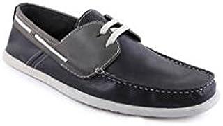Arrow Men's Leather Boat Shoes
