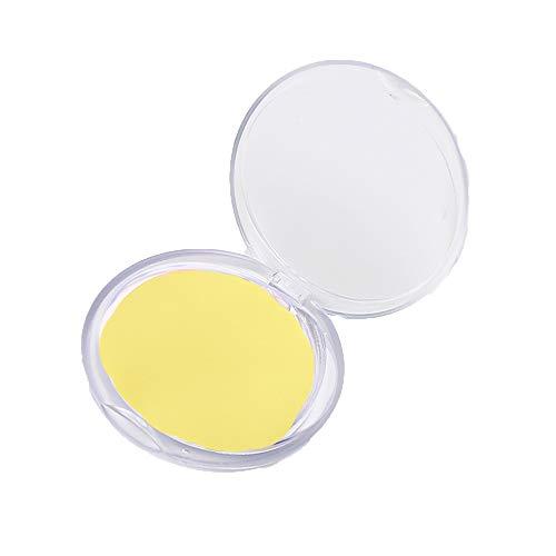 Wegwerp hand wassen zeep tabletten, met 1 doos 20Pcs, Mini Portable Soap papier, geschikt voor thuis en Outdoor Travel,Yellow