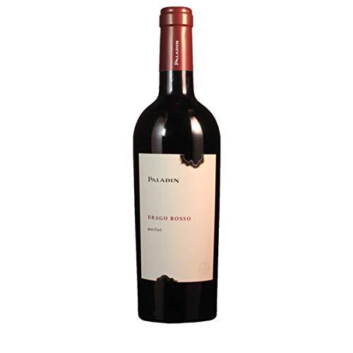 Paladin 2018 Paladin Drago Rosso Merlot Vino varietale d´Italia 0.75 Liter