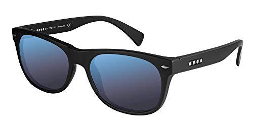 EnChroma Color Blind Glasses - Ellis - Cx3 Sun Outdoor for Deutan and Protan Color Blindness (Smooth Black)