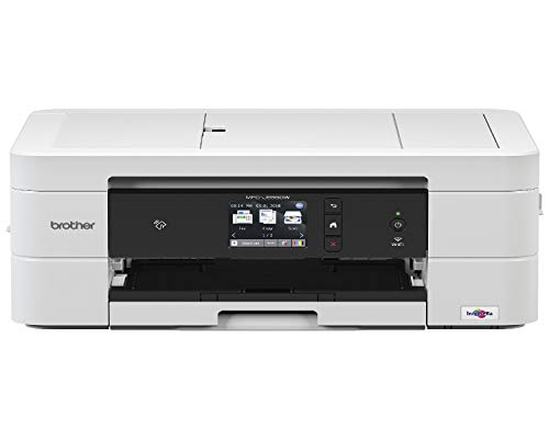 Brother MFC-J895DW Colour Inkjet Printer - All-in-One, Wireless/USB 2.0, Printer/Scanner/Copier/Fax...