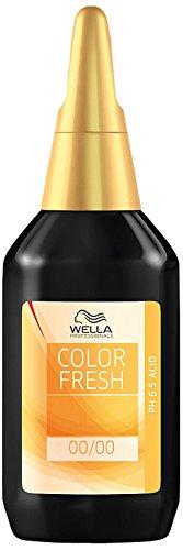 Wella Color Fresh Glanz-Tönung 6/ 0 dunkelblond, (1 x 75 ml)