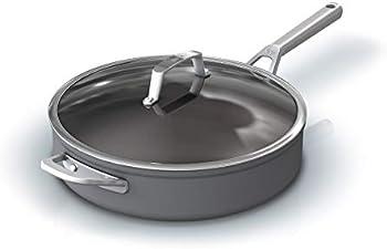 Ninja Foodi NeverStick Premium Hard-Anodized 5-Quart Saute Pan