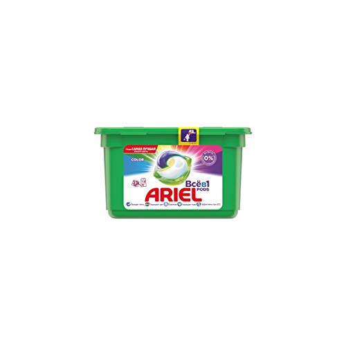 Ariel Pods 3En1 Detergente 41 Capsulas 40ml