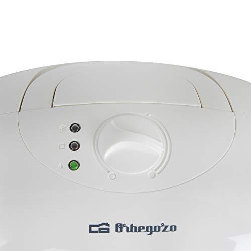 Orbegozo DH 1036 Deshumidificador, 180 W, 2.1 litros,...