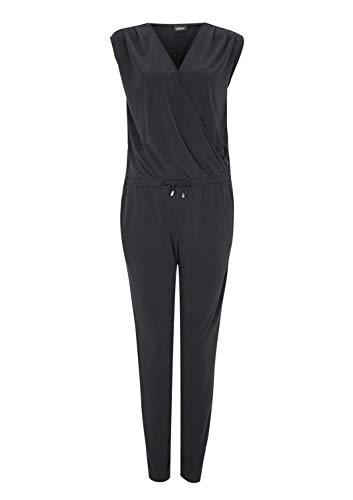 s.Oliver BLACK LABEL Damen Overall mit Ausschnitt, schwarz - 2