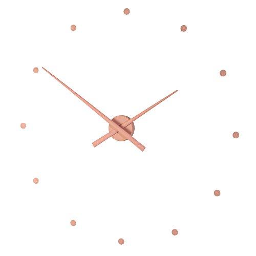 NOMON Horloge Murale OJ Rose 80 CM Design Moderne