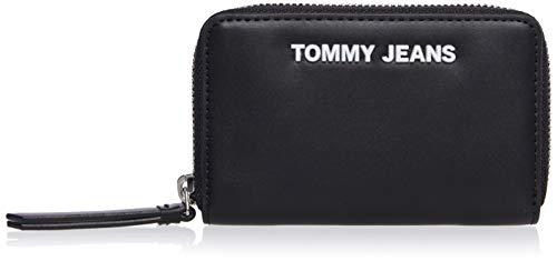 Tommy Hilfiger TJW PU Small Zip Around Wallet Black