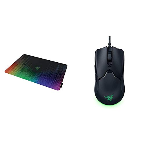 Razer Sphex V2 Gaming Mousepad + Viper Mini Gaming Mouse Bundle
