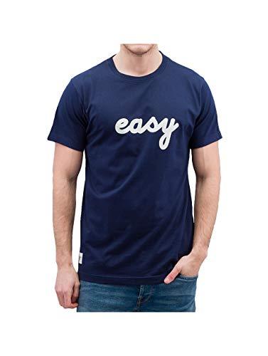 Wemoto Easy T-Shirt Navy Blue