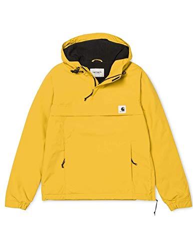Carhartt - Carhartt Jacke Nimbus Pullover - 181013 I003212 129 AMARILLO - Gelb, S, Small