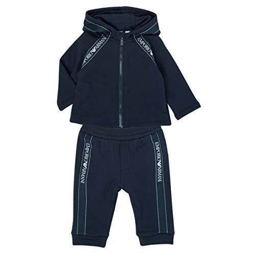 Emporio Armani 6hhv09-4jhxz-0920 Jogging & Sportbekleidung Jungen Marine - 18 Monate - Jogginganzüge Pants