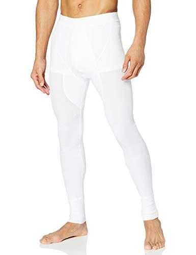CALIDA Hose Cotton 1:1 Bikini, Blanc (Weiss 001), Medium (Taille Fabricant: M = 50) Homme