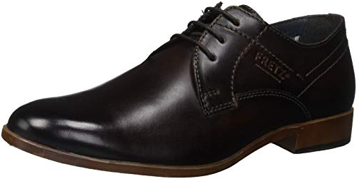 FRETZ men Oskar, Herren Derby, Braun (Mokka 59), 39 1/3 EU (6 UK)
