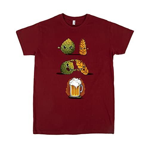 Pampling Camiseta Beer Fusion - Cerveza...