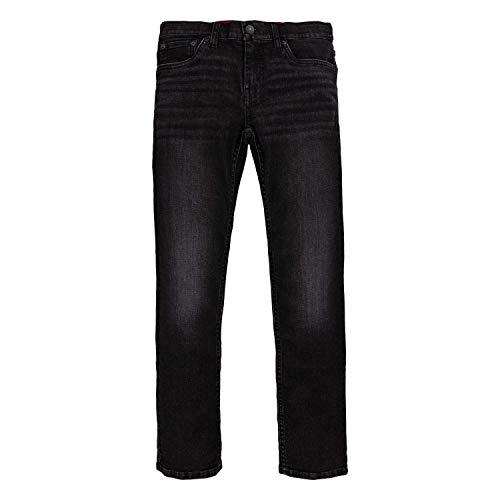 Levi's Boys' 511 Slim Fit Flex Stretch Jeans, Steady Rock, 14