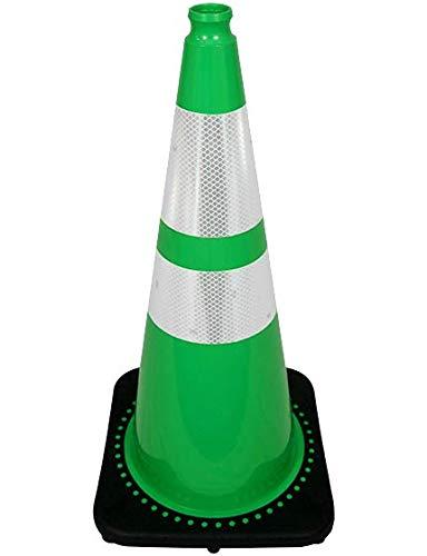 traffic cones reflective collars - 2