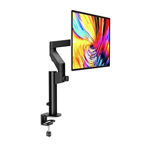 Montaje del Monitor 15 '-32' Tipo de columna de soporte de soporte de monitor dual de 15 'Monitor de movimiento completo Monitor de montaje en altura de montaje Ajustable Soporte con abrazadera, base