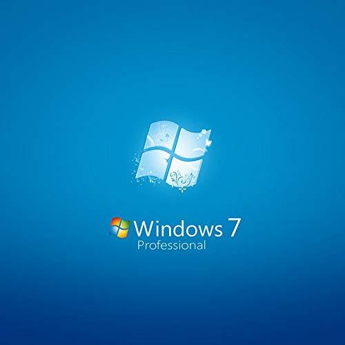 Window 7 Professional OEM 64-Bit DVD | English | Full Product | Window 7 Pro