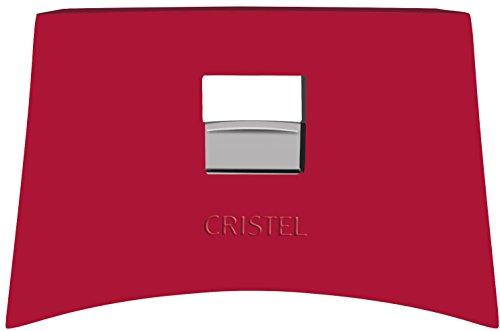 CRISTEL - PLMAF Anse-et-manche Type : Anse amovible - Gamme : Mutine - Matière : Corps en résine thermo-durcie (bakélite), Mécanisme inox - Couleur : Framboise