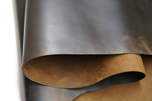 Lederzuschnitte, 1,8–2,0 mm dick, Rindsleder, für Basteln, Werkzeug, Nähen, Hobby, Werkstatt, Handarbeit