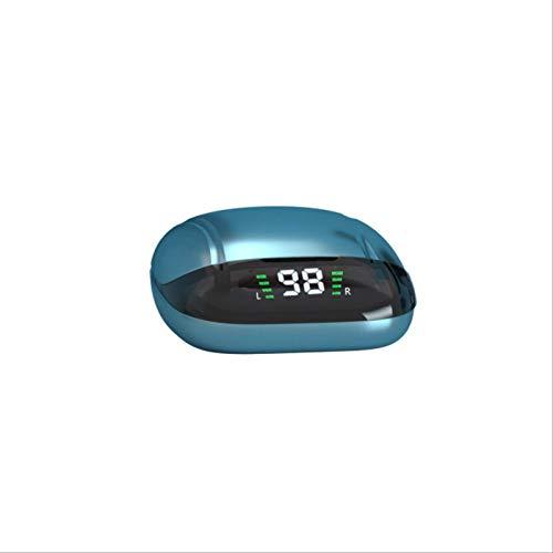 Los Auriculares Bluetooth Inalámbricos 5.0 Se Mueven En Los Auriculares Táctiles De...