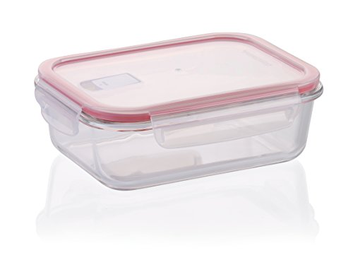 Tescoma Boîte FRESHBOX Glass 1.0 l, rectangulaire