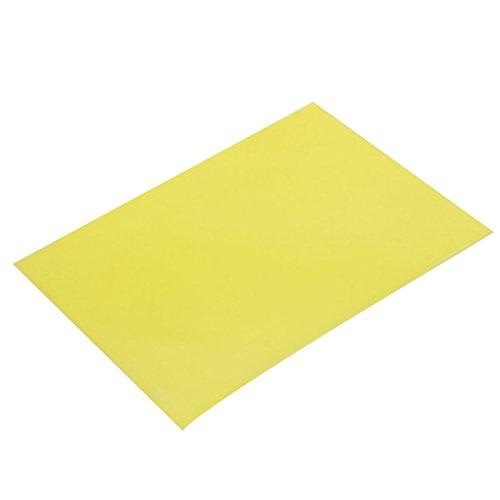 20 x 30 cm Placa de fotopolímero para hacer sellos DIY Craft Letterpress polímero
