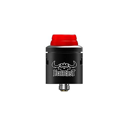 Hellvape Hellbeast RDA 24mm Verdampfer Farbe Schwarz