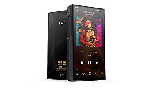 FiiO M11 Plus Limited Edition Lettore Musicale ad Alta Risoluzione Android 10 (nero)