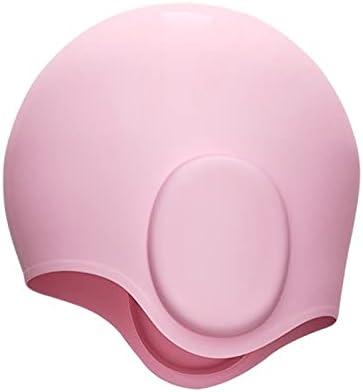 LILINGJIA Swimming Max 81% OFF Silicone Cap Ear Waterp Fashion