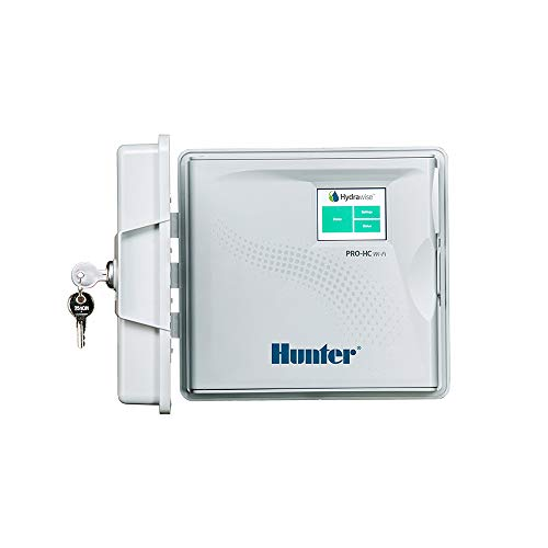 Hunter PRO-HC PHC-2400 24 Zone Outdoor Residential / Professional Grade Wi-Fi Controller With Hydrawise Web-based Software - 24 Station Internet Android iPhone App