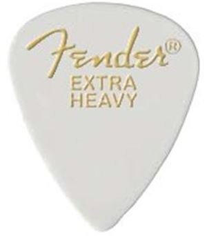 Fender 351ティアドロップ EXTRA HEAVY WHITE 10枚セット