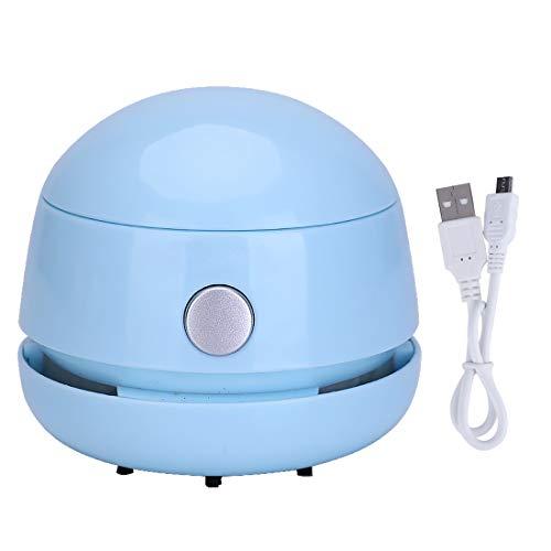 LjzlSxMF 1Pcs Scrivania Aspirapolvere Mini del Aspirapolvere Dust Sweeper Creative Design Desktop Vacuum Novetly Ufficio Forma Casuale Colore del Gatto