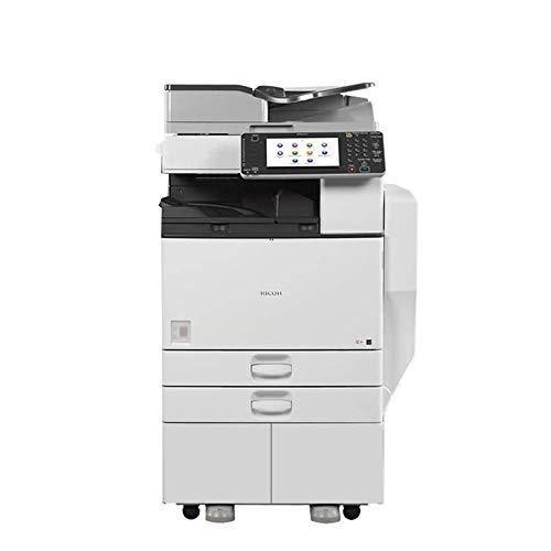 For Sale! Ricoh Aficio MP 4002 Tabloid/Ledger-Size Black and White Laser Multifunction Copier - 40pp...