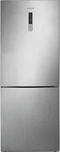 Samsung RL4353RBASP/EF Frigorifero Combinato, 435L, Platino acciaio inossidabile