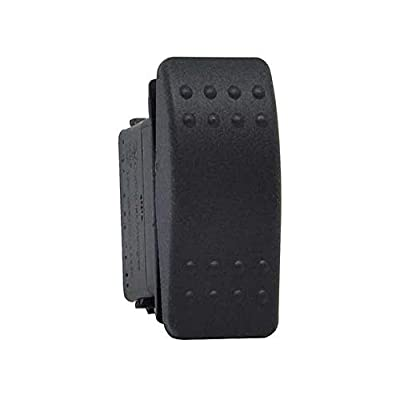 Carling Rocker Switch for Pinnacle/Bruno Elan StairLift, Replacement Up/Down Switch for Stair Lifts SRE-1550,SRE-2010,SRE-2750,SRE-3000