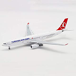Inflight Turkish Airlines Airbus A330-300 TC-LOC 1/200 diecast Plane Model Aircraft