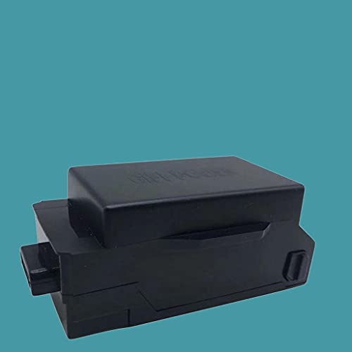 TinaDeer 11,4 V 44,4 Wh 3900 mAh Lipo-Batterie RC Akku mit großer Kapazität für Yuneec Mantis Q, Mantis G RC-Drohne (Schwarz)