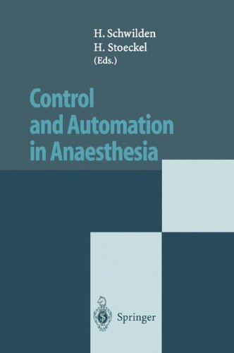 Control and Automation in Anaesthesia (English Edition)