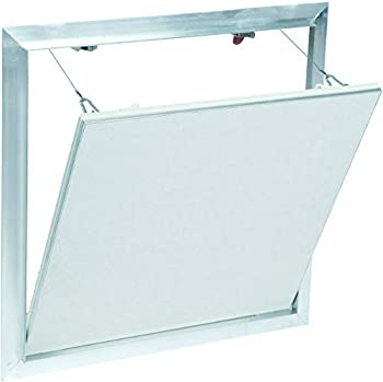 Attic Access Panel / Attic Hatch 22  x 30  for Icynene Classic Max for ceilings with 1/2  Drywall Inlay
