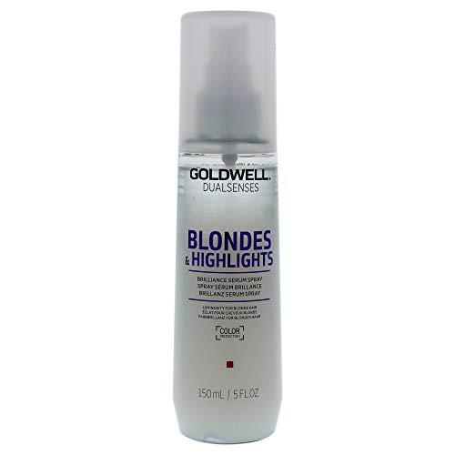 Goldwell Dualsenses Blondes und Highlights Serum Spray, 1er Pack, (1x 150 ml)