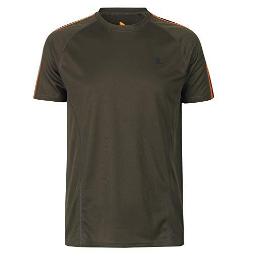 Seeland Hawker Active - Camiseta de caza, color verde