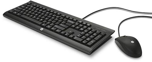 HP Desktop C2500 Keyboard+Mouse